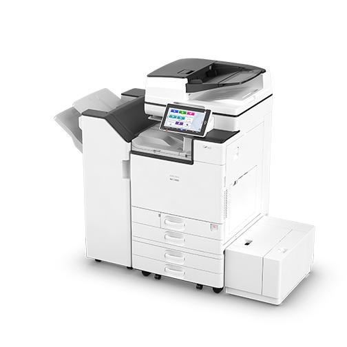Modello IM-C3000 della Ricoh per noleggio uffici